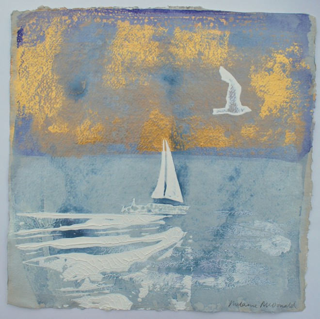Morning Sail, Camel Estuary £75