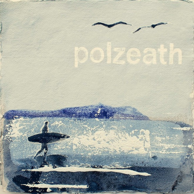 Polzeath, Surfer No.2 £75