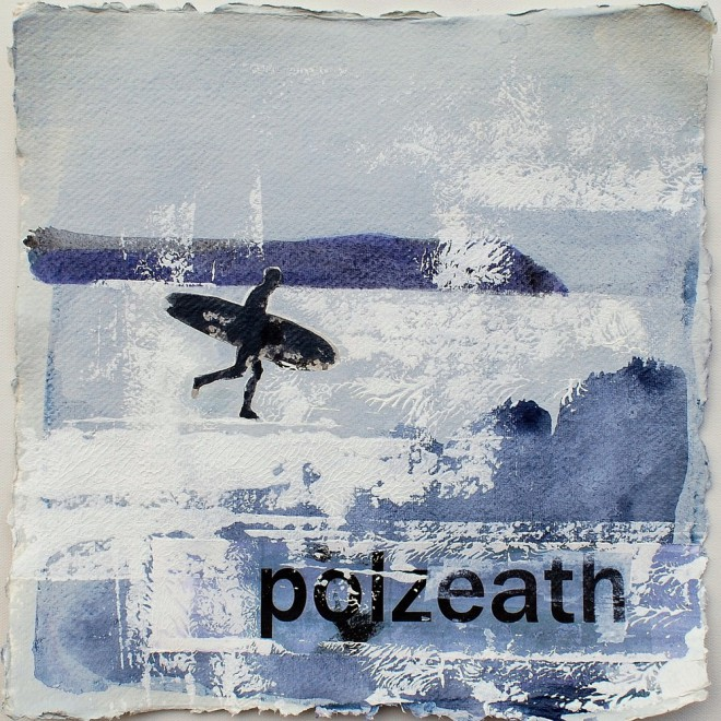 Salt Water, Polzeath No.4 £75