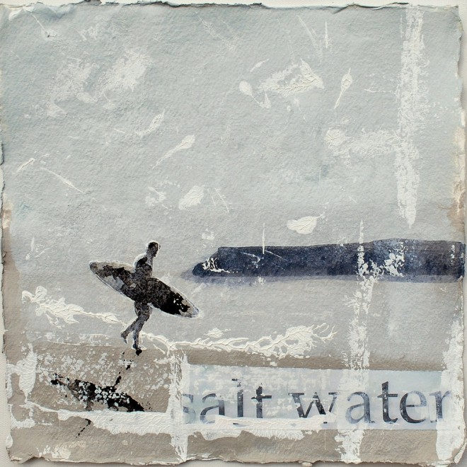 Salt Water, Polzeath No.5 £75