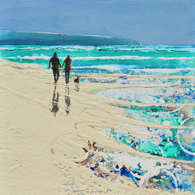 Treasured Moments, Crantock Beach £595