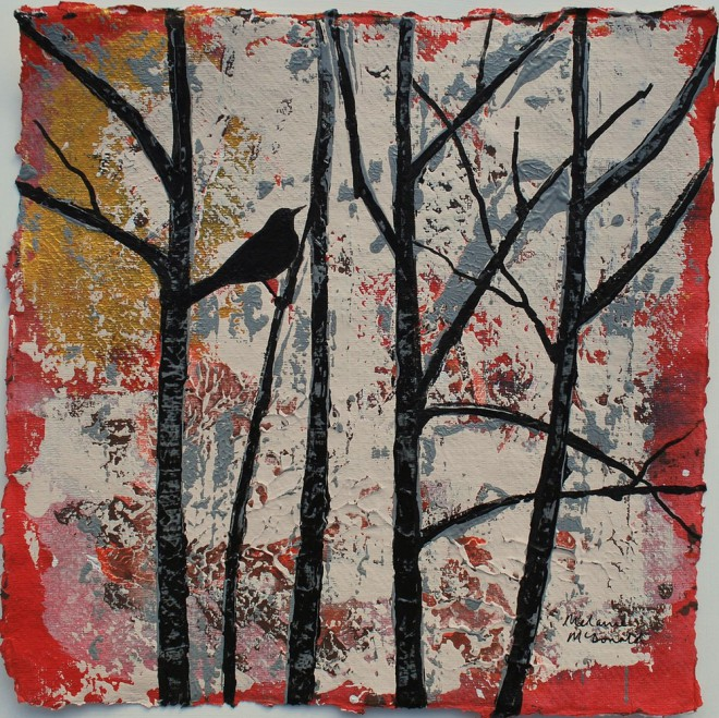 Dawn Chorus, Cornwall £75