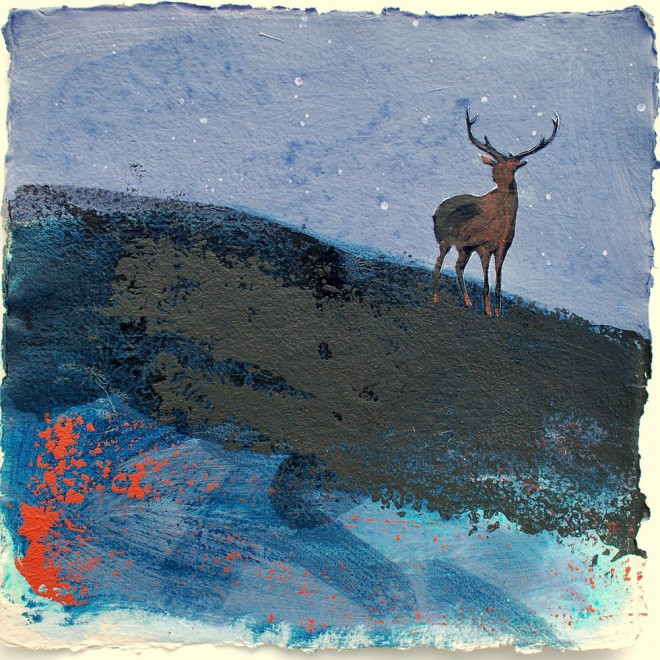 Highland Stag, Scotland No. 2 - £75